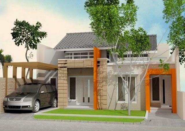 model rumah kecil minimalis 5