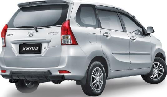 Harga Mobil Xenia Bekas Baru, Review Spesifikasi dan Kelebihan Mobil Keluarga