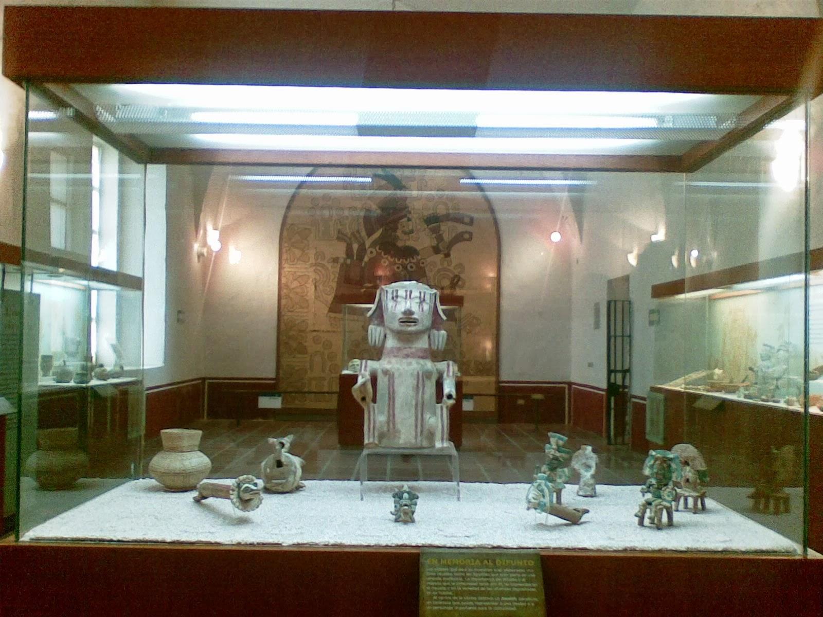 El Museo del Valle de Tehuacán fue inaugurado en 1967.