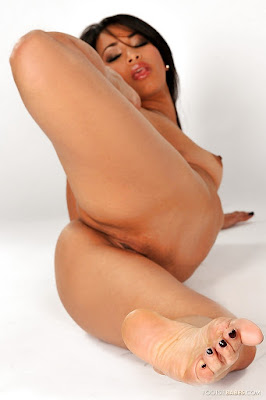 Ruth Medina Podolatria Feet Fetish
