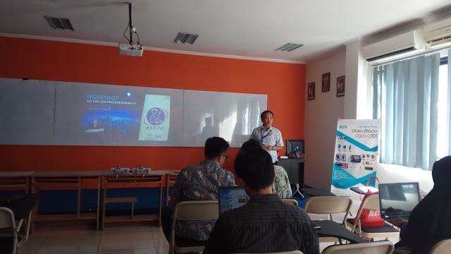 Workshop IoT Learning Platform - STT Nurul Fikri Depok - 25 Maret 2019