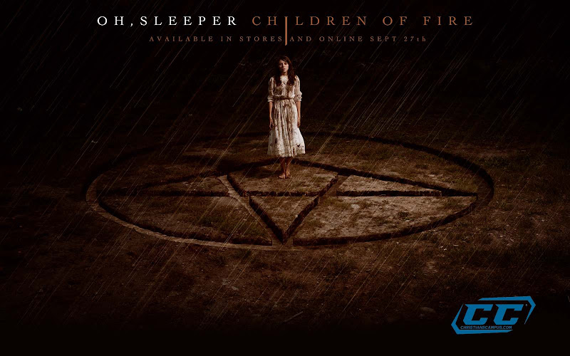 Oh Sleeper - Children of Fire 2011 English Christian Album