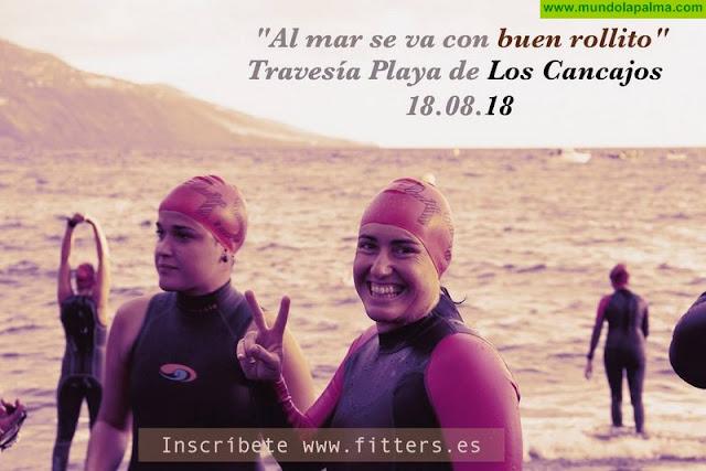 LOS CANCAJOS: Travesía a nado