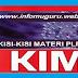 KISI-KISI MATERI PLPG 2016 MAPEL KIMIA