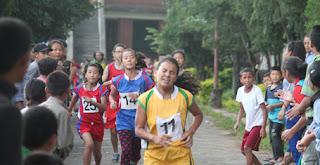 TCV Chauntra Marathon Race