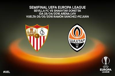 Sevilla FC Shakhtar Donetsk Semifinales