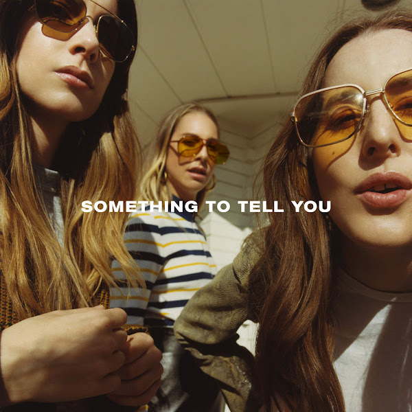 HAIM - Right Now - Single Cover