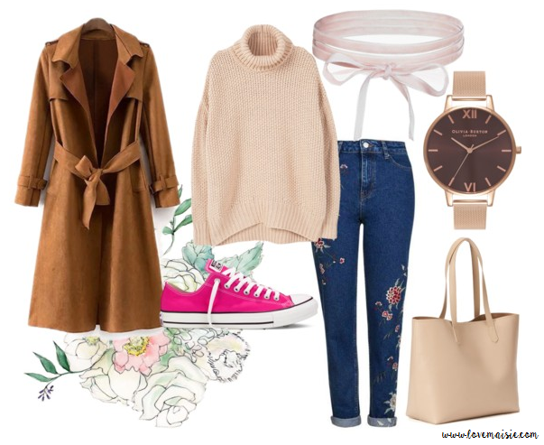 Sunday Style Board | #46 | Ft. Olivia Burton, Converse, TOPSHOP and more!