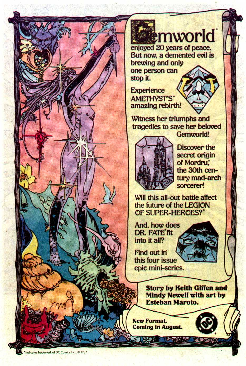 Read online Secret Origins (1986) comic -  Issue #19 - 6