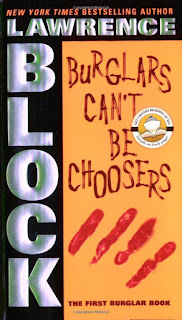 Lawrence Block Burglars Cant Be Choosers