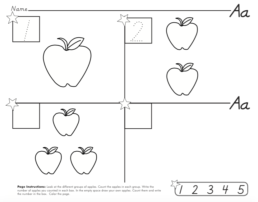 For the complete set of worksheets from A-Z with uppercase