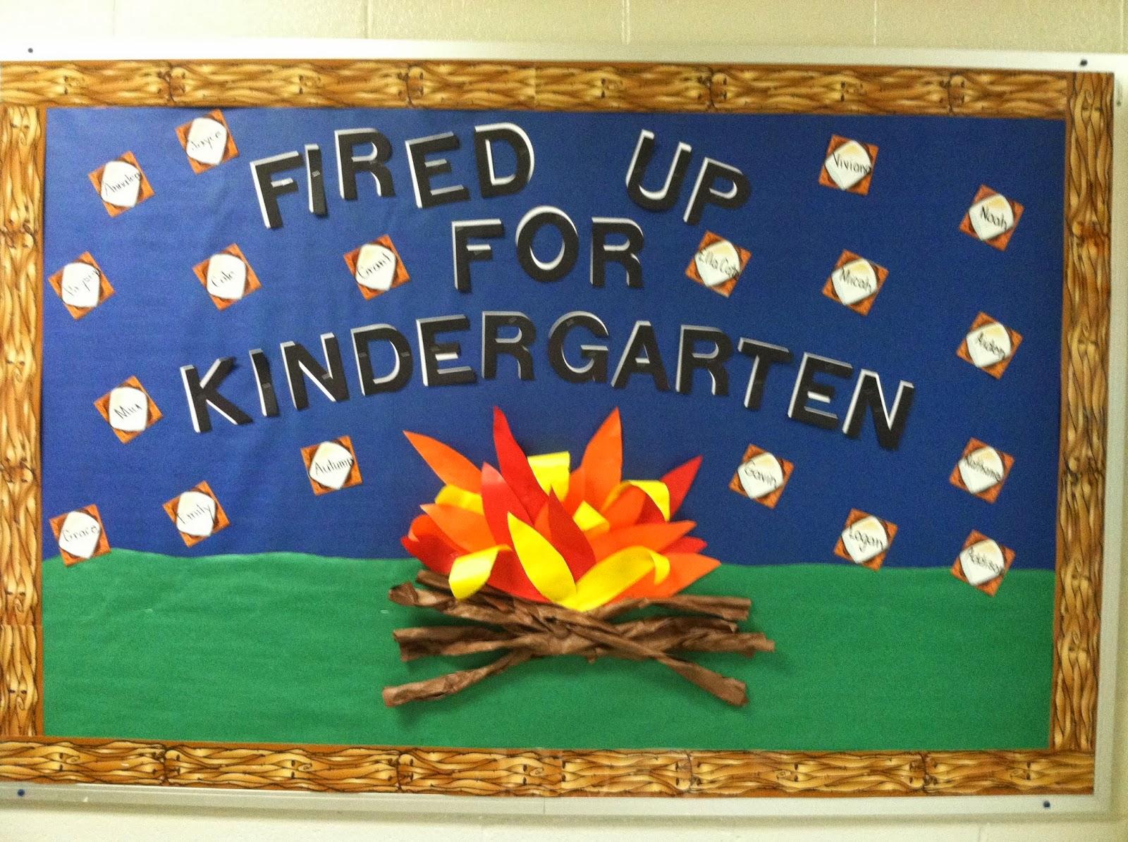Mrs Mcdonald S 4th Grade Camping Themed Classroom