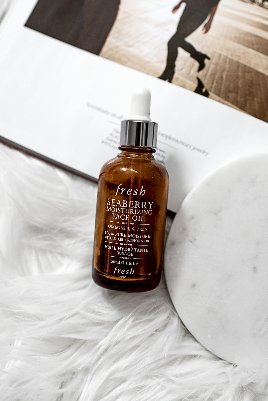 von vogue claire liu fresh seaberry face oil