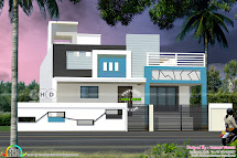 Single Floor Home Designs