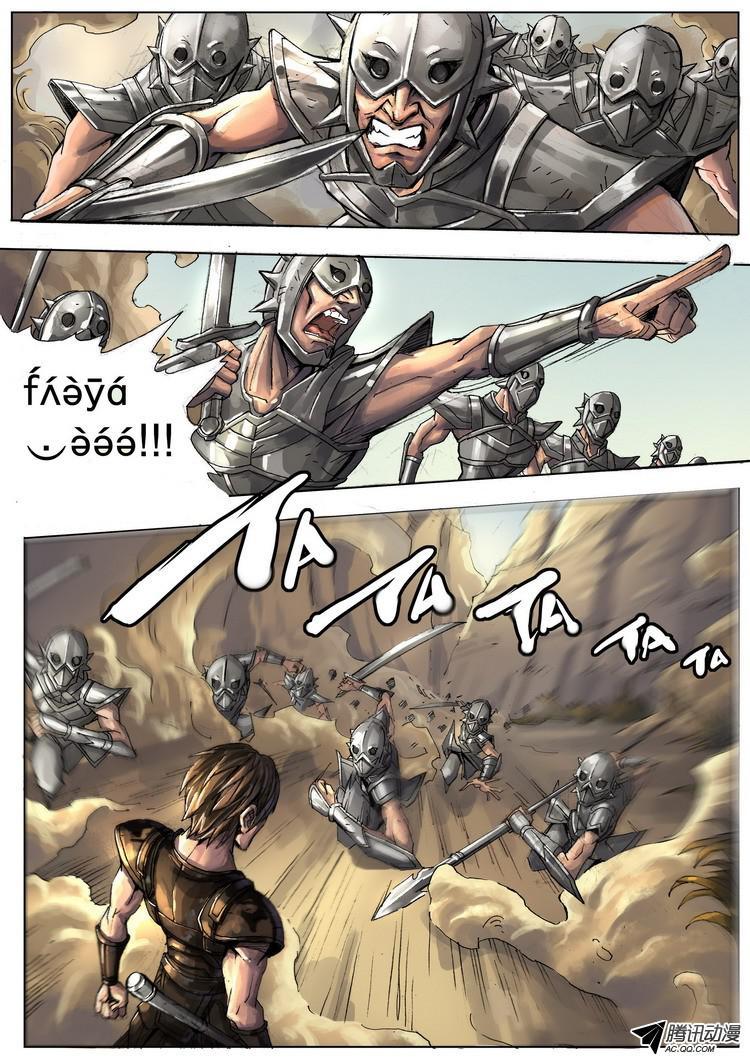 อ่านการ์ตูน Tangyan in the other world 3 ภาพที่ 17