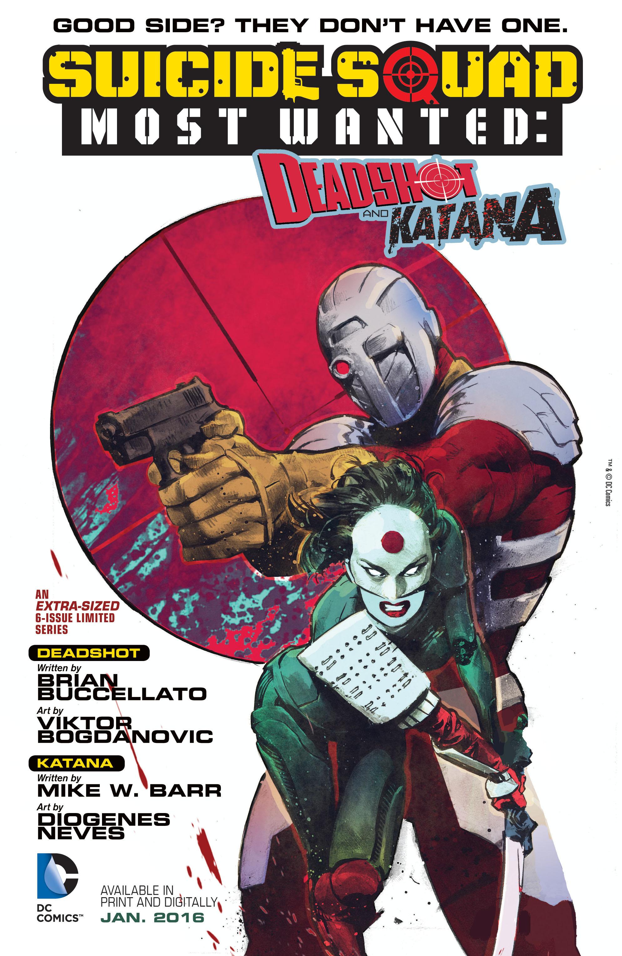 Read online Secret Six (2015) comic -  Issue #9 - 23