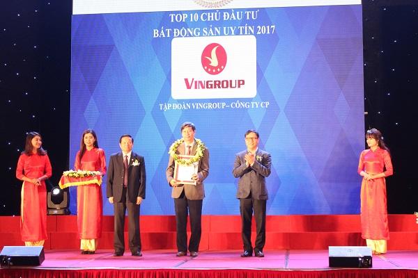Vingroup góp vốn thành lập công ty bất động sản Phúc Đồng