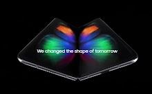Galaxy Fold Resmi Diluncurkan, Smartphone Layar Lipat Pertama Samsung