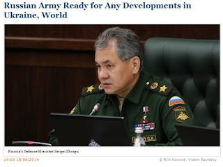 le ministre russe de la Défense, Sergueï Choïgou