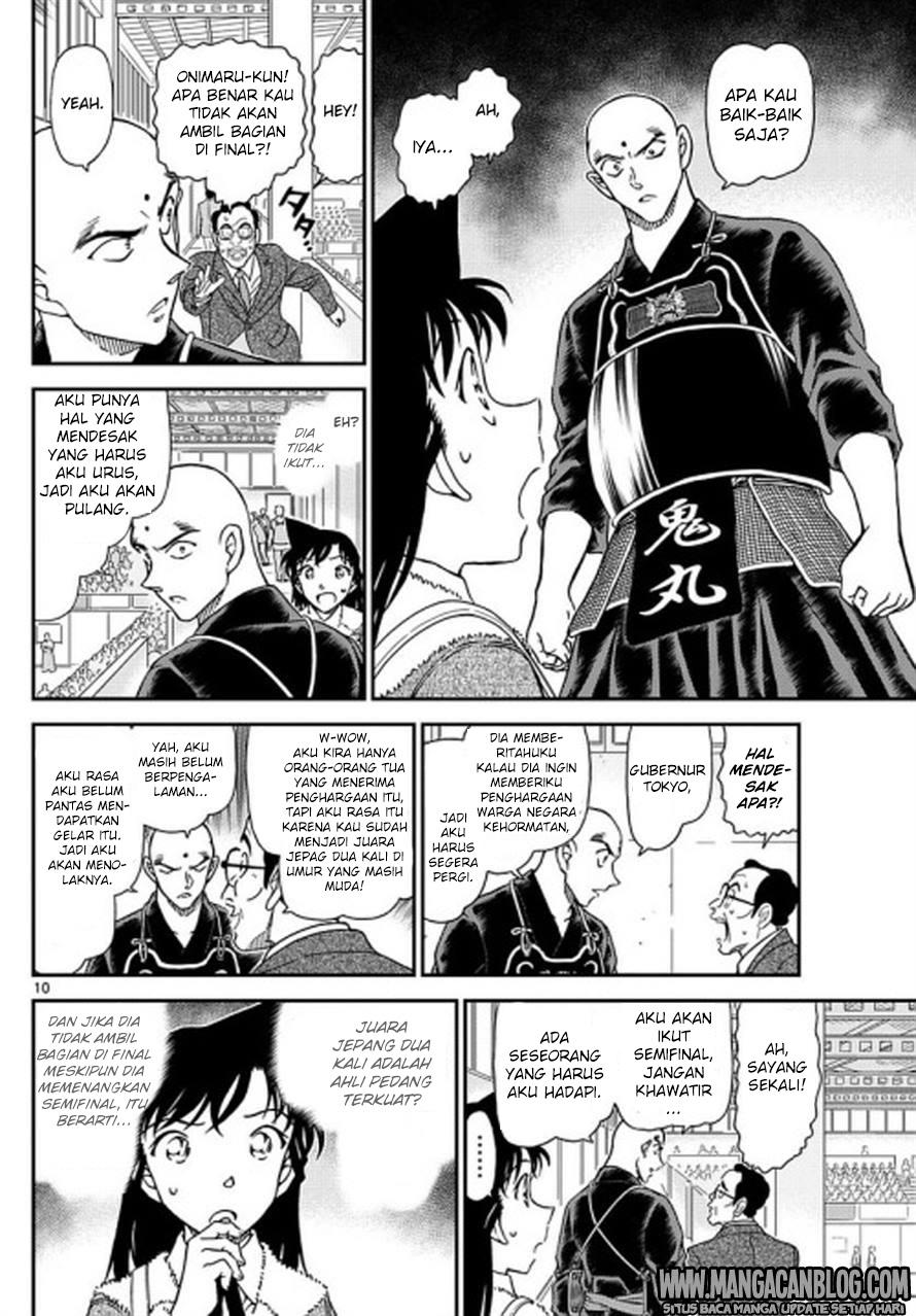 Dilarang COPAS - situs resmi www.mangacanblog.com - Komik detective conan 992 - waktumu sudah tiba 993 Indonesia detective conan 992 - waktumu sudah tiba Terbaru 10|Baca Manga Komik Indonesia|Mangacan