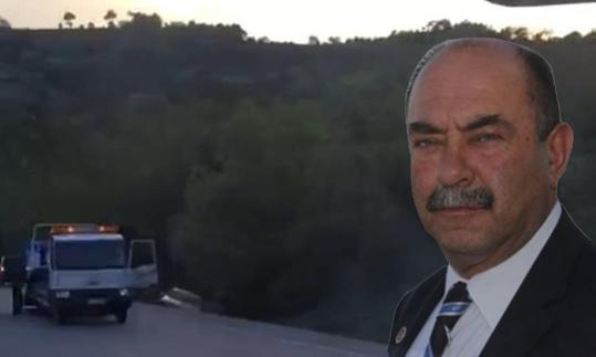 Eski Başkan Mehmet İnegöl Trafik Kazası Geçirdi