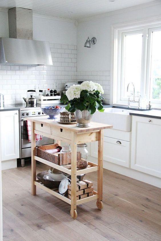 54 Model Meja Dapur Minimalis Untuk Dapur Sempit Rumahku