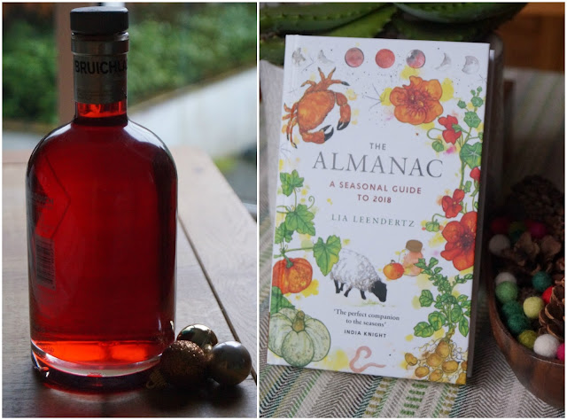Damson gin success and an Almanac- Carrie Gault 2018