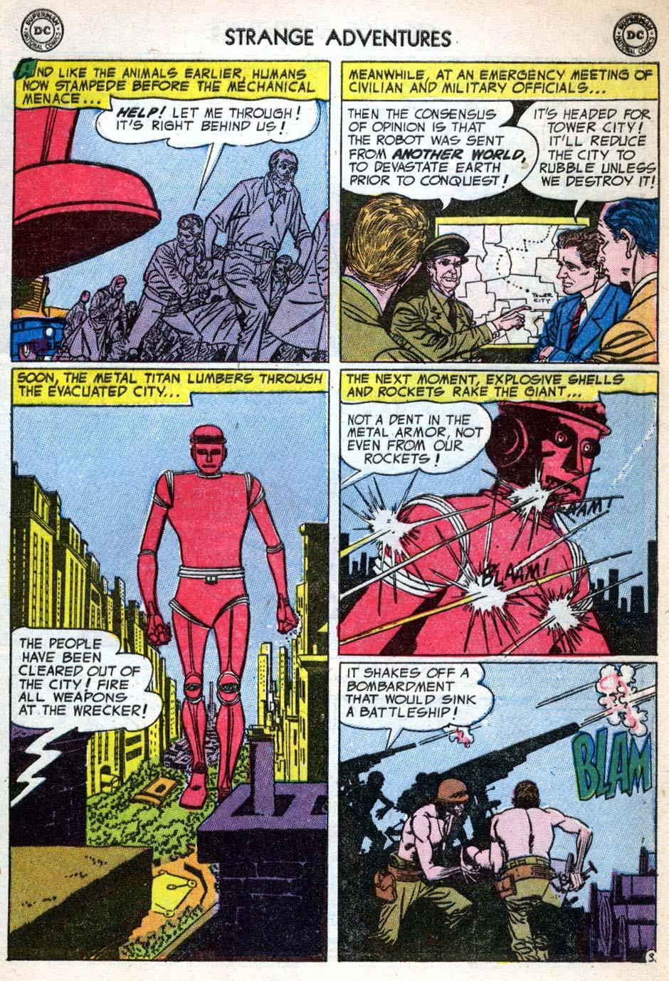 Strange Adventures (1950) issue 50 - Page 5