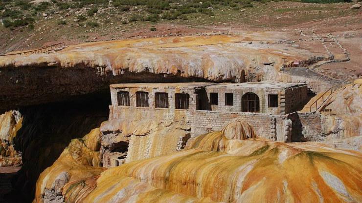 Η πολύχρωμη γέφυρα των Ίνκας!