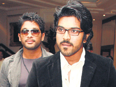 RamCharan and Allu Arjun Multistarrer film