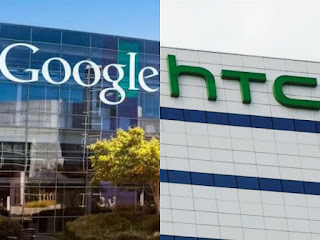 Google To Buy Part Of HTC's Smartphone Establishment For $1.1 Billion