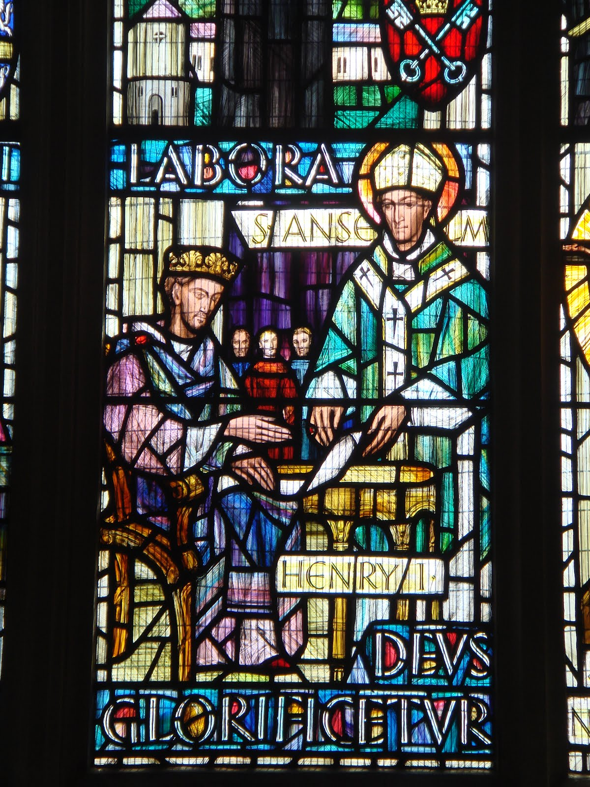 st anselm and the greatness of god Today the church celebrates the feast of st anselm, archbishop of canterbury st anselm's motto fides quaerens intellectum, faith seeking understanding, is the motto of my graduate schoolit sums up much of the theological tradition of the church and anselm's own approach to the great mysteries of the faith.