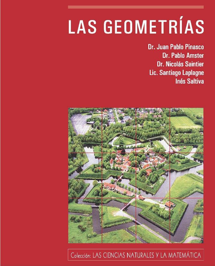 Las Geometrías – Juan Pablo Pinasco