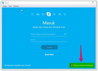 Tutorial Cara Daftar Akun Skype Lengkap Beserta Gambar