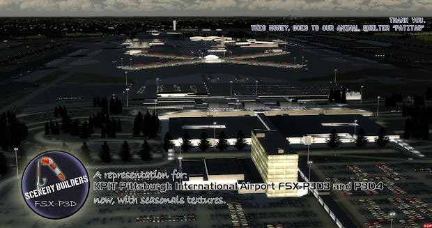 Fsx Pittsburgh Scenery - Year of Clean Water
