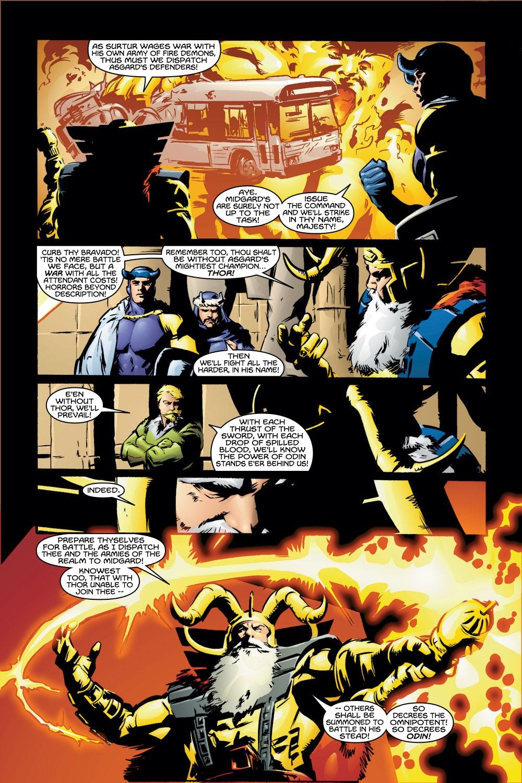 Thor (1998) Issue #39 #40 - English 21