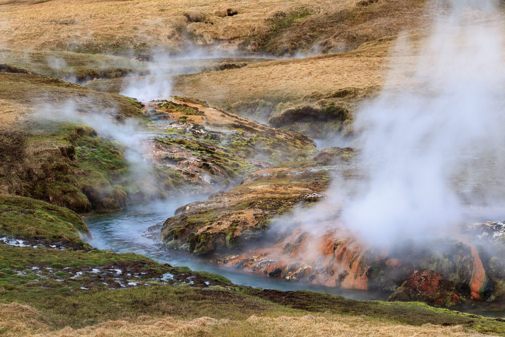 10 Places To Visit In Iceland (That Are Less Expensive Than The Blue Lagoon) - Reykjadalur