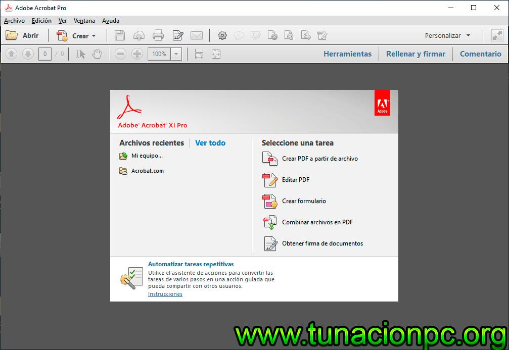 Crea codumentos PDF