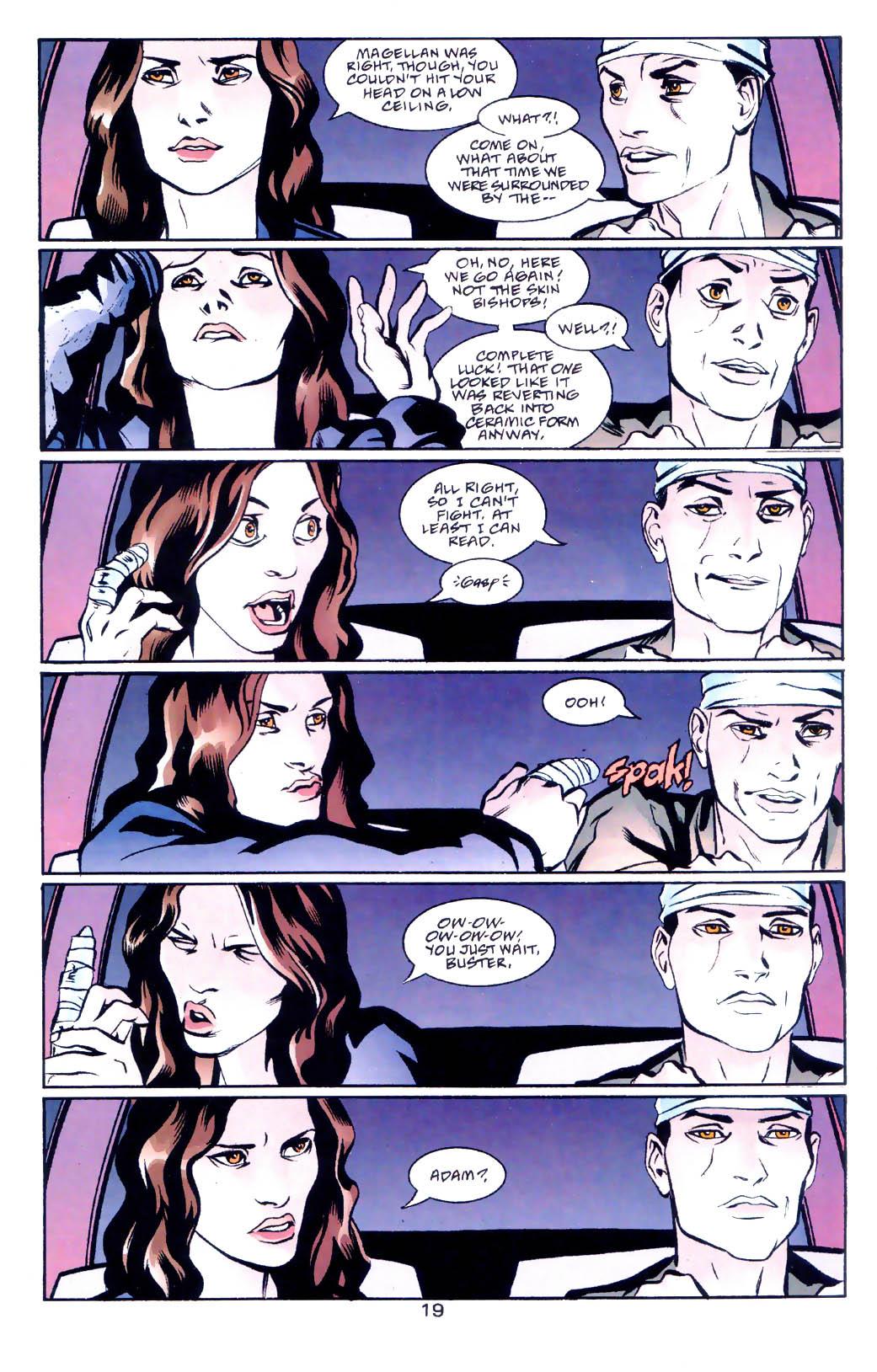 Read online Midnight, Mass comic -  Issue #3 - 20