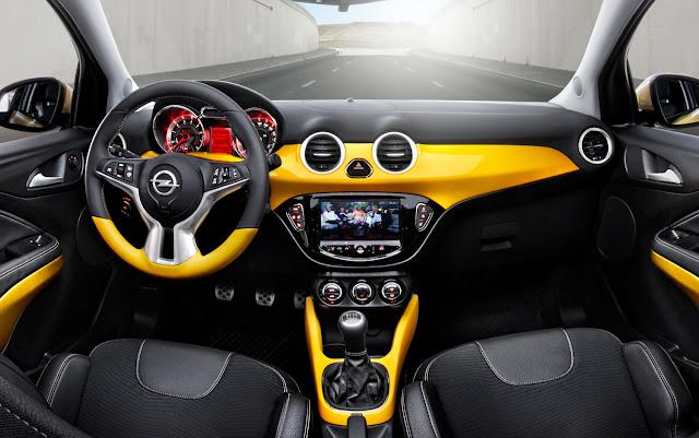 Cars Model 2013 2014 Opel Adam