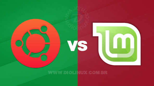 Ubuntu vs Linux Mint testes de benchmark