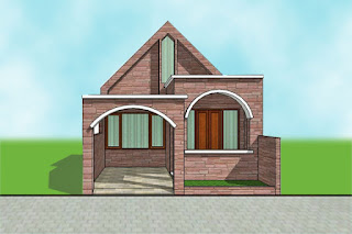 view of simple house plan 17