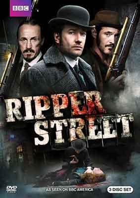 Ripper Street en Withechapel no solo actuaba Jack el Destripador