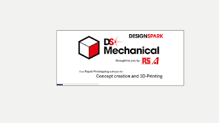 Screenshot 1 : DesignSpark Mechanical 3D CAD | Software Listrik & Mekanik