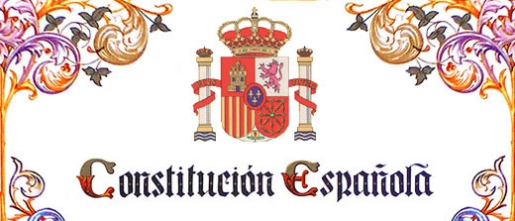 Constitucion Española y Derecho Constitucional