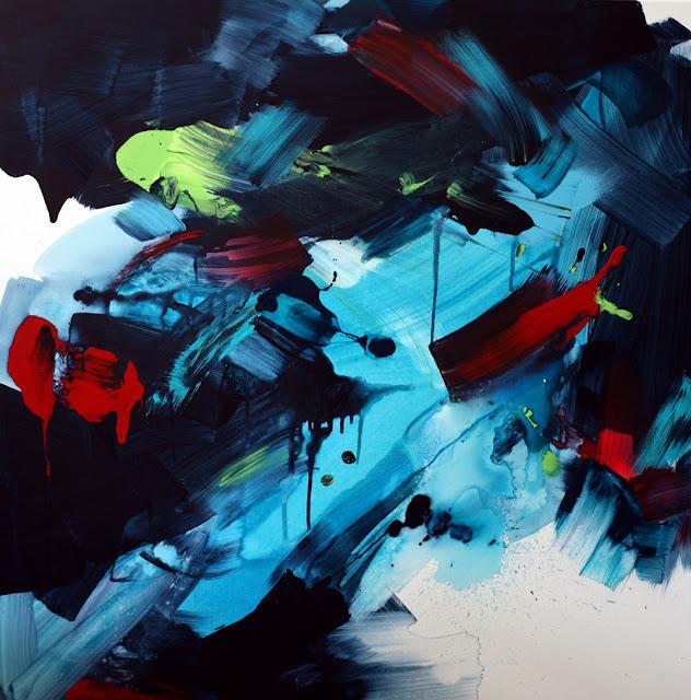 jean baptiste besançon artiste peintre bordeaux abstraction peinture oeuvre