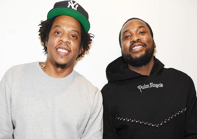 Meek Mill and Jay-Z on a mission to free 1 million unjustly detained Americans