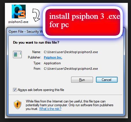 psiphon 3 para pc mega