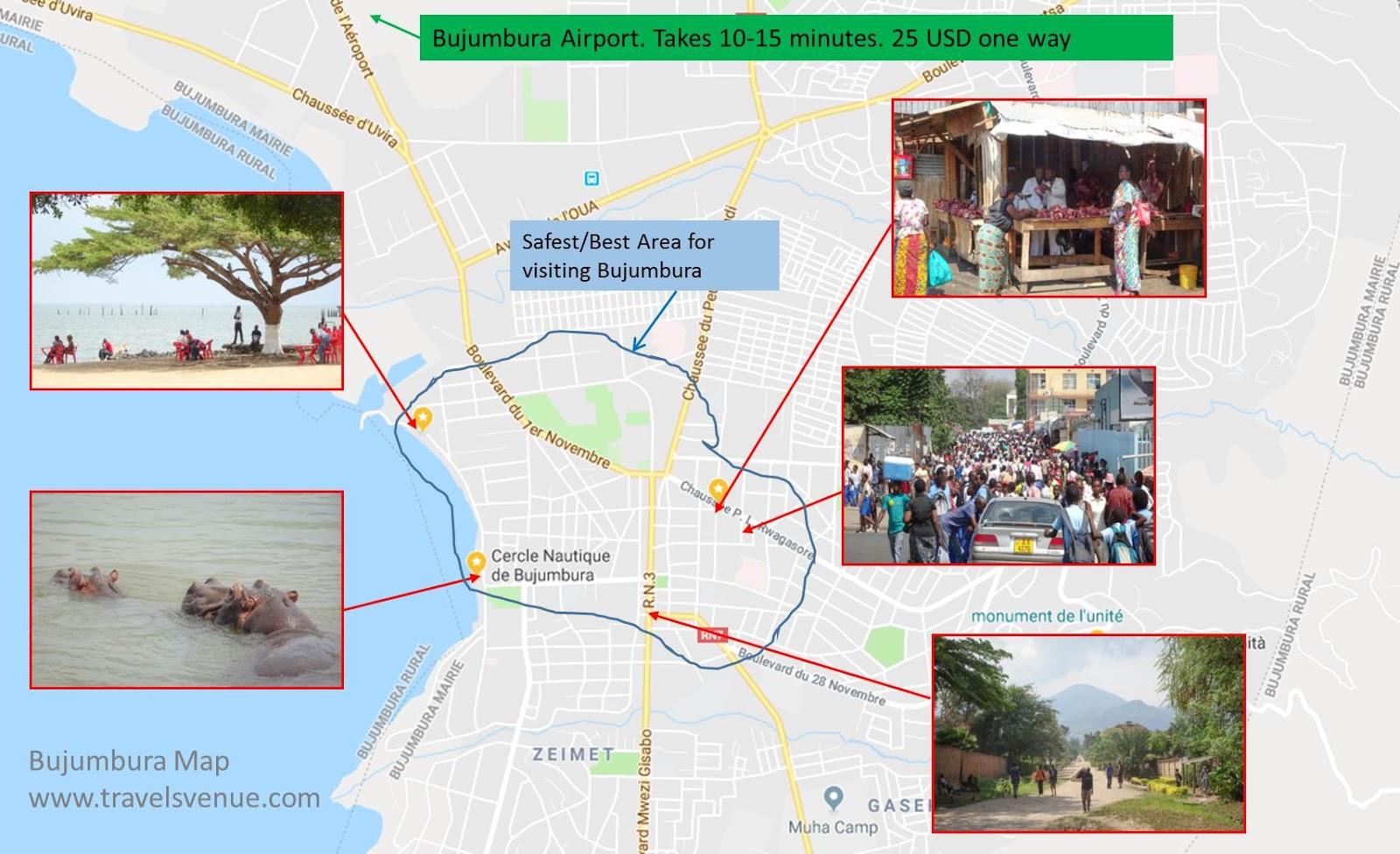 Burundi Unexpected Hippo Lake Svens Travel Venues