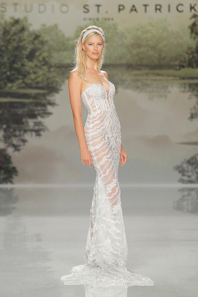 st patrick pronovias studio diseño elegante sirena princesa herve moreau